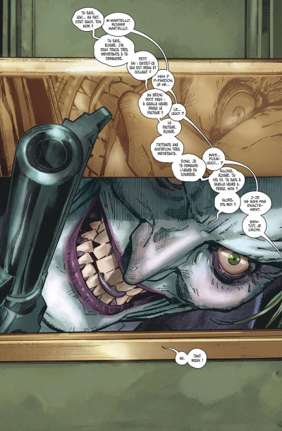 Page 7 Batman rebirth tome 7