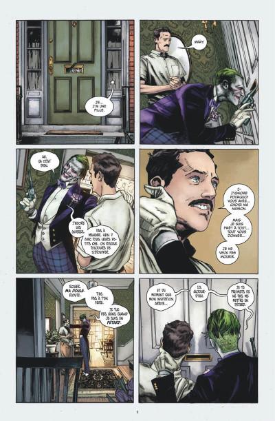Page 8 Batman rebirth tome 7