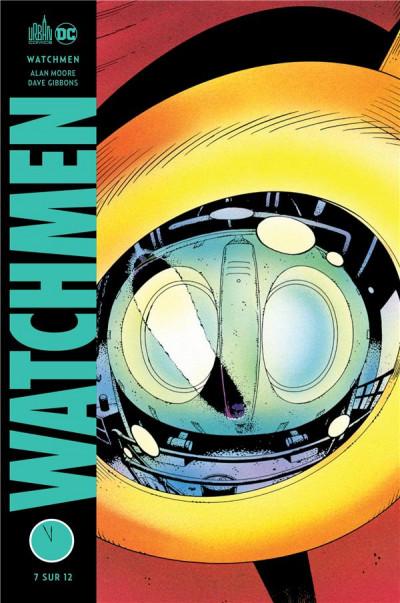 Couverture Watchmen (éd. 2020) tome 7