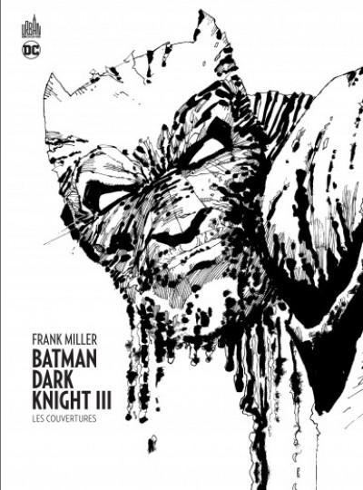 Couverture Batman - Dark knight III - Les couvertures