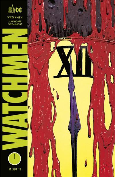 Couverture Watchmen (éd. 2020) tome 12