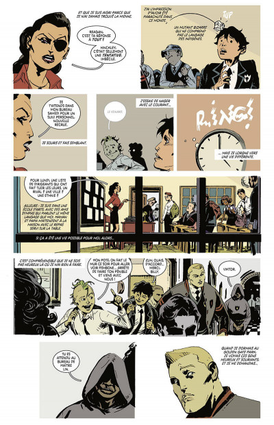 Page 9 Deadly class tome 8