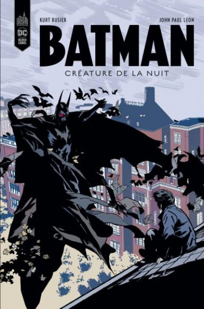 Couverture Batman - Créature de la nuit