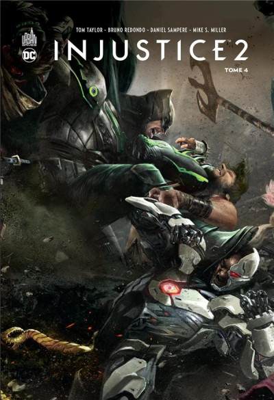Couverture Injustice 2 tome 4