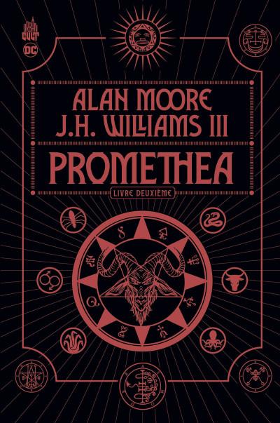 Couverture Promethea tome 2