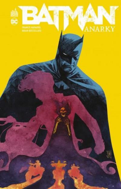 Couverture Batman anarky