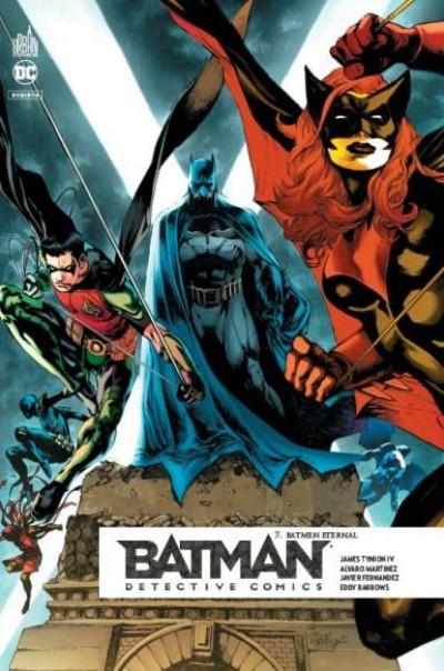 Couverture Batman - Détective comics tome 7