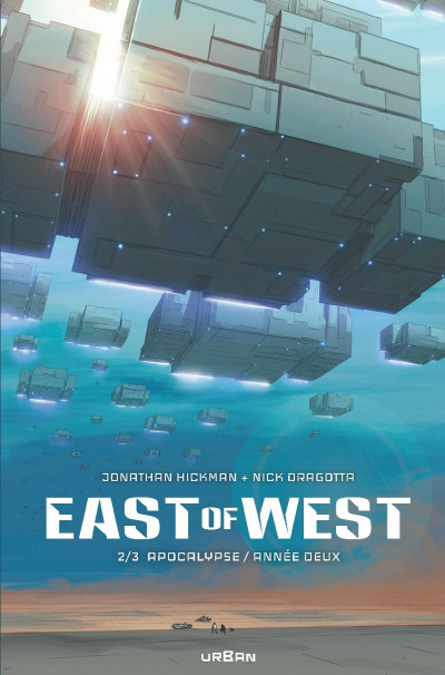 Couverture East of west - intégrale tome 2
