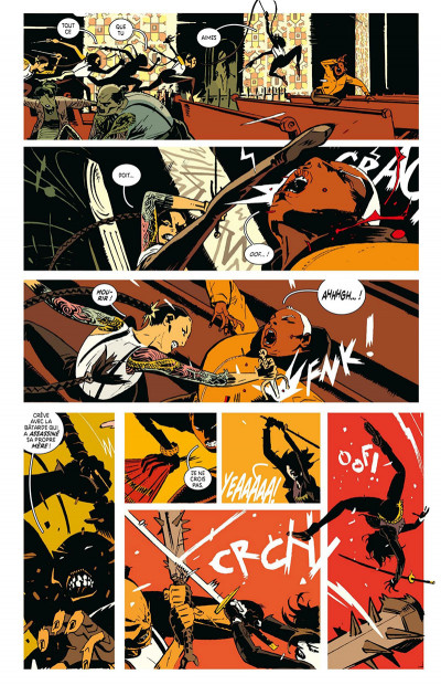 Page 0 Deadly class tome 9