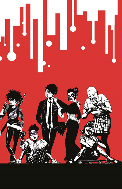 Page 5 Deadly class tome 9