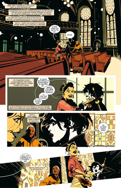 Page 8 Deadly class tome 9