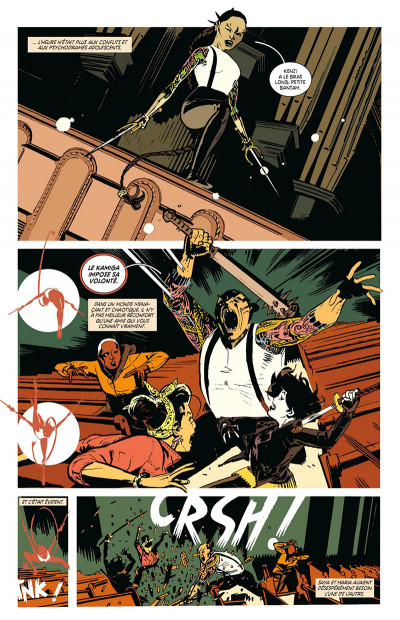 Page 9 Deadly class tome 9