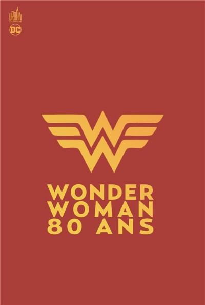 Couverture Wonder Woman 80