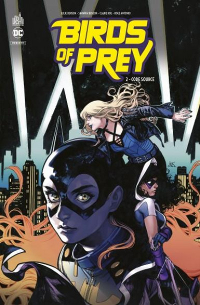 Couverture Birds of prey rebirth tome 2