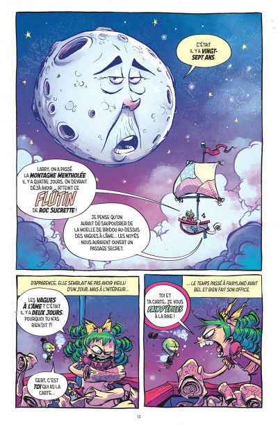 Page 2 I hate fairyland - intégrale tome 1