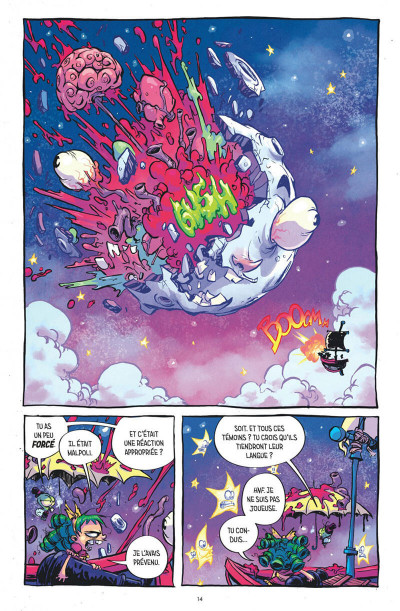 Page 4 I hate fairyland - intégrale tome 1
