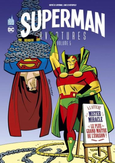 Couverture Superman aventures tome 5