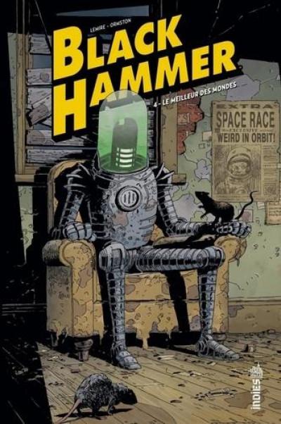 Couverture Black hammer tome 4