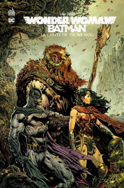 Couverture Wonder woman & Batman