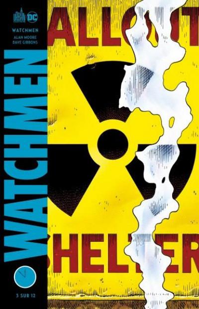 Couverture Watchmen (éd. 2020) tome 3