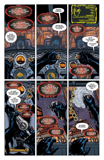 Page 1 Batman universe tome 0
