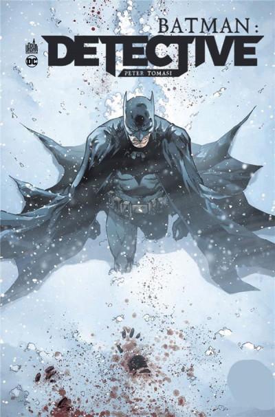 Couverture Batman - detective tome 3