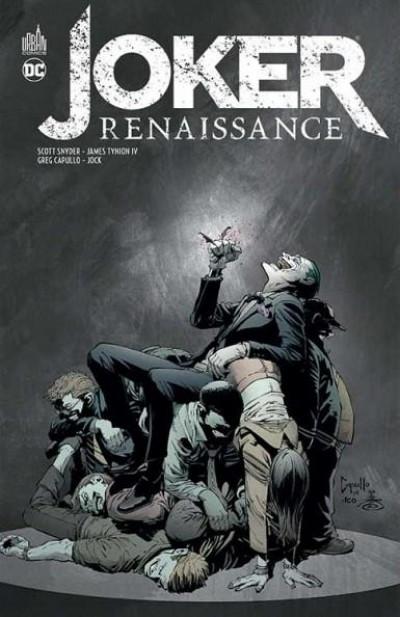 Couverture Joker renaissance
