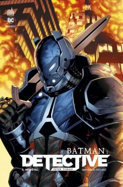 Couverture Batman - Detective tome 2