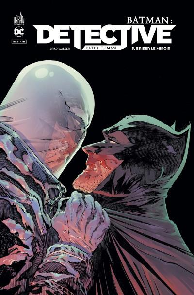 Couverture Batman - detective tome 5