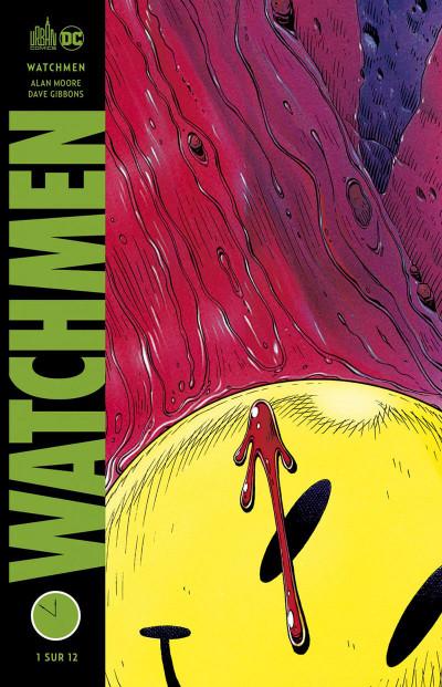 Couverture Watchmen (éd. 2020) tome 1
