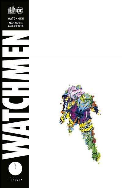 Couverture Watchmen (éd. 2020) tome 11