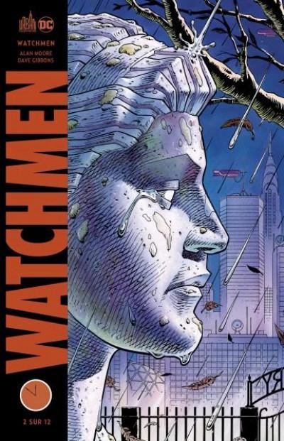 Couverture Watchmen (éd. 2020) tome 2