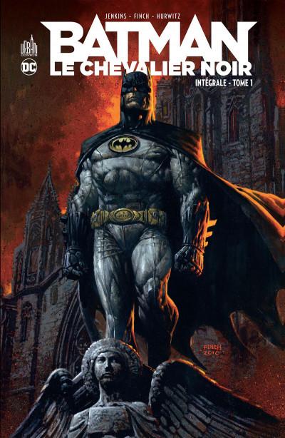Couverture Batman le chevalier noir - intégrale tome 1