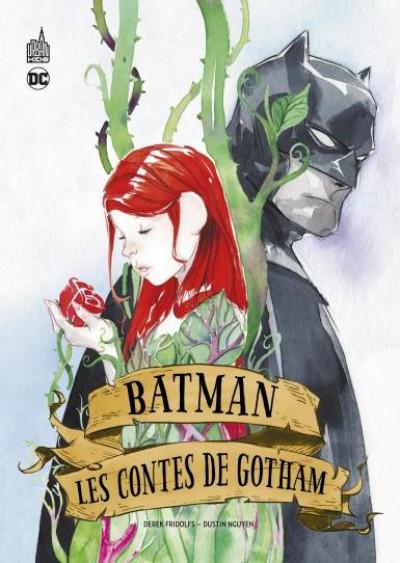 Couverture Batman - Les contes de Gotham