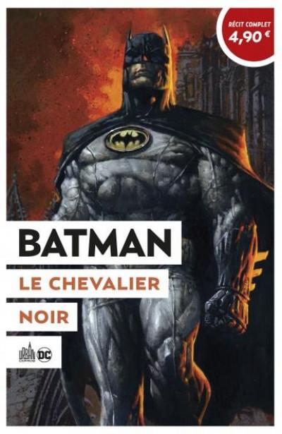 Couverture Batman le chevalier noir (opération été 2020)