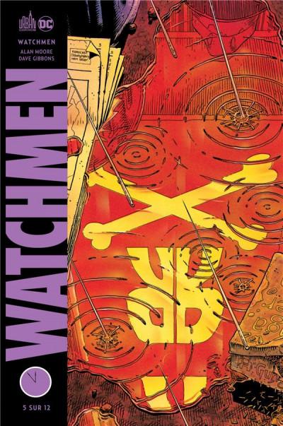 Couverture Watchmen (éd. 2020) tome 5