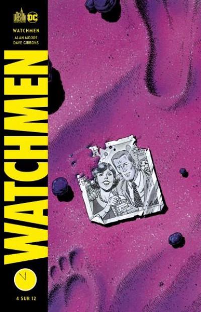 Couverture Watchmen (éd. 2020) tome 4
