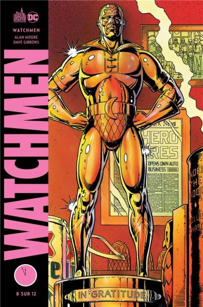 Couverture Watchmen (éd. 2020) tome 8