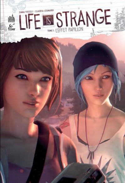 Couverture Life is strange tome 1