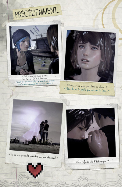 Page 7 Life is strange tome 1