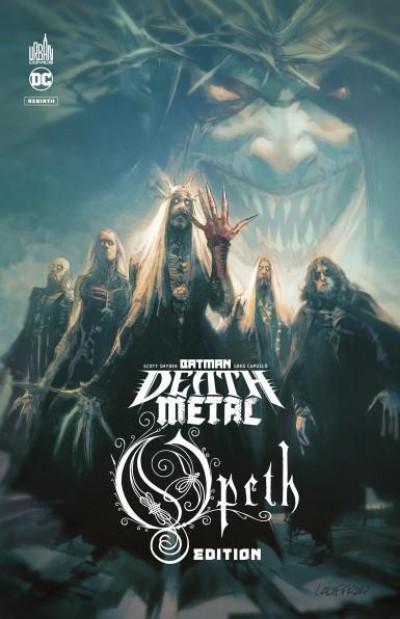 Couverture Batman - death metal (éd. spéciale) tome 4