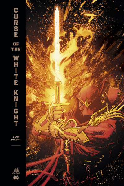 Couverture Batman - édition luxe - Curse of the white knight