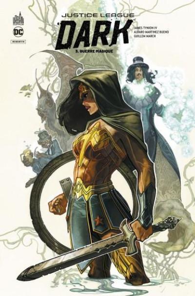Couverture Justice league dark rebirth tome 3