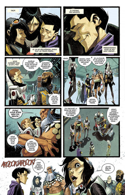 Page 7 Black science tome 9