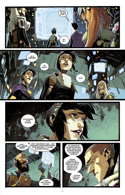 Page 8 Black science tome 9
