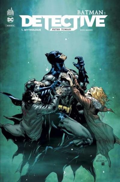 Couverture Batman - Detective tome 1