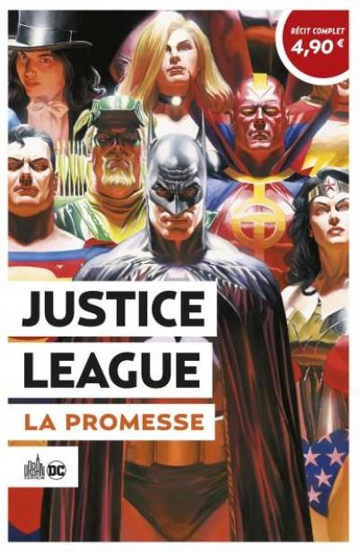 Couverture Justice league justice (opération été 2020)
