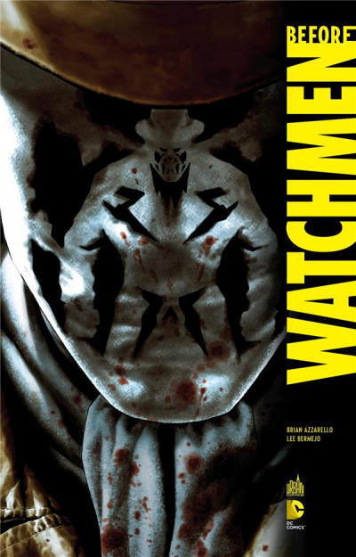 Couverture Before Watchmen - intégrale tome 1