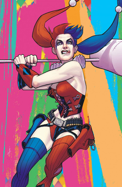 Page 2 Birds of prey - Harley Quinn