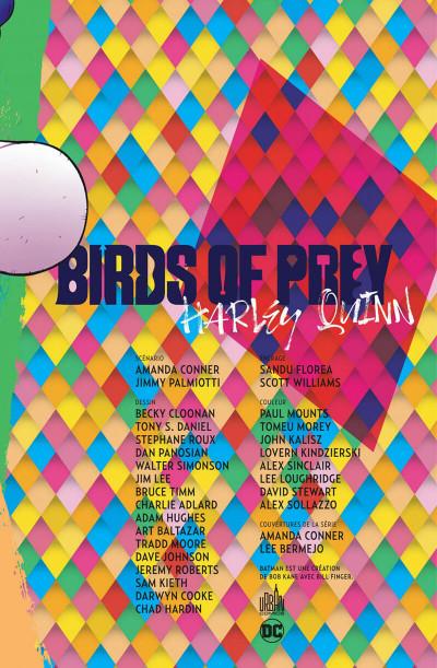 Page 3 Birds of prey - Harley Quinn